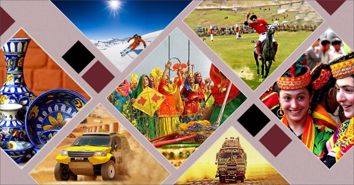 Pakistan a Land of Cultural Diversity