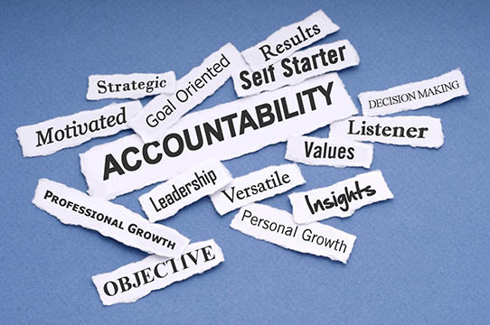 The Importance of Accountability in Leadership