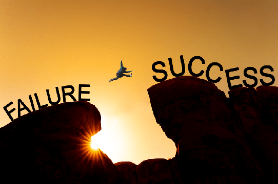 Fear of Failure Can Keep You Stuck