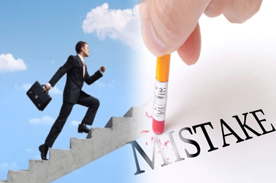 Employees Mistakes for promotion