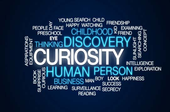 Curiosity is your superpower