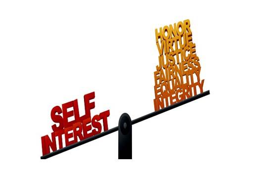 Is Being Selfish Good or Bad?
