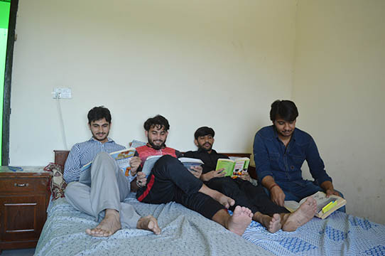 The Most Common Myths about Student's Hostel Life