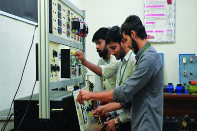 Electronics engineering scope in Pakistan