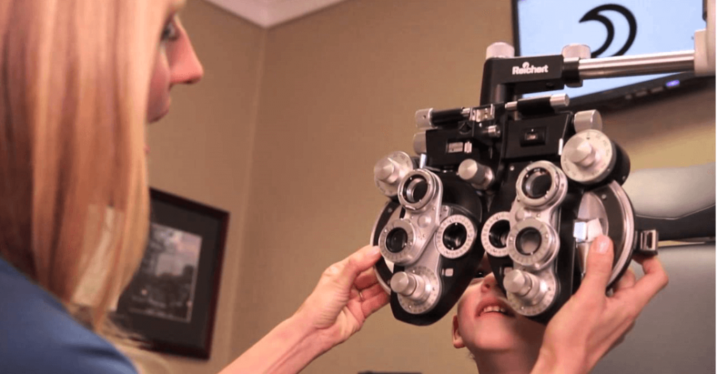 Optometrists in clinical practice