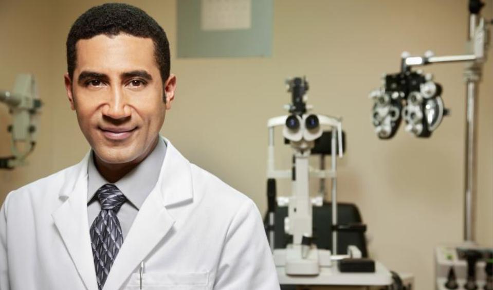 career in Optometry as a doctor