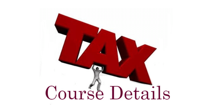 Courses-Of-Texation