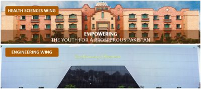 The University Of Faisalabad TUF Courses