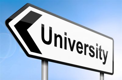 List of University name where admissions are open