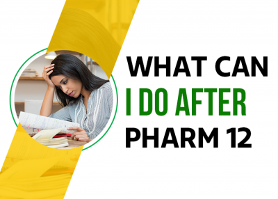 what can I do after pharm 12