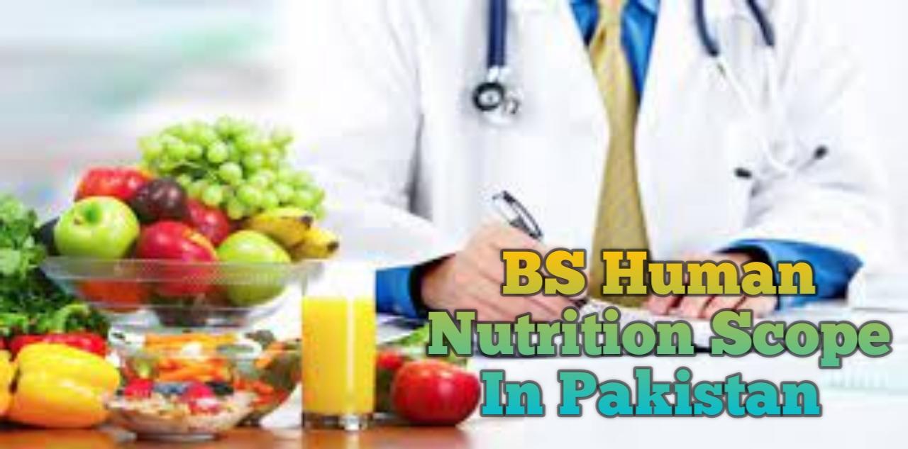 BS nutrition in Pakistan