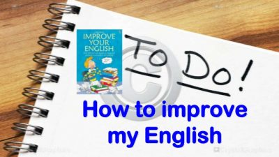 How to improve English