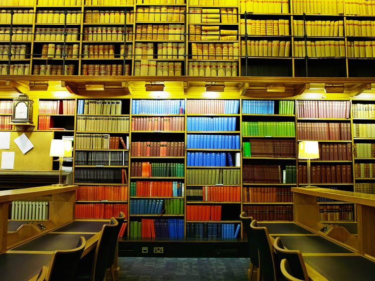 physical library